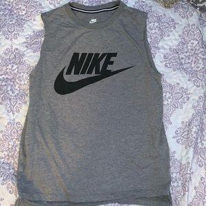 Nike muscle t-shirt